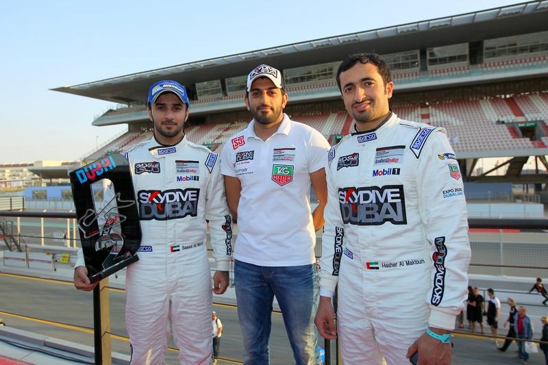 Dubai: Skydive Dubai Falcon racing Team take 'Team Championship' title in Bahrain