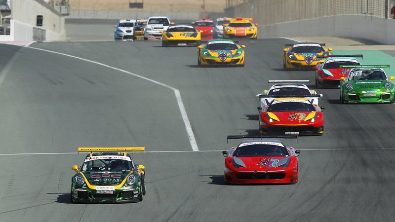 Dubai: Riberas takes top honours in NGK Racing Series with Hanna, Papantonis, Annivas and Taheri taking class wins