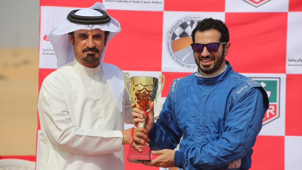 UAE: Three-way battle for Emirati drivers in new UAE Desert Championship