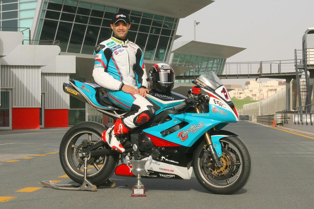 Vendetta Racing: D-Day at the Dubai Autodrome