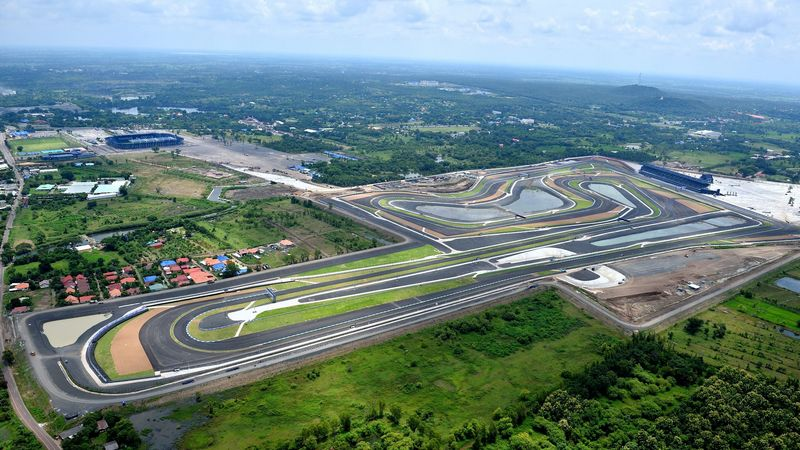 WSBK: New race at Chang International Circuit in Thailand for 2015