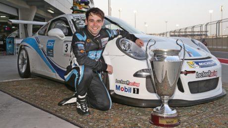 Cullen wins final race of Porsche GT3 Cup Challenge Middle East Season 8