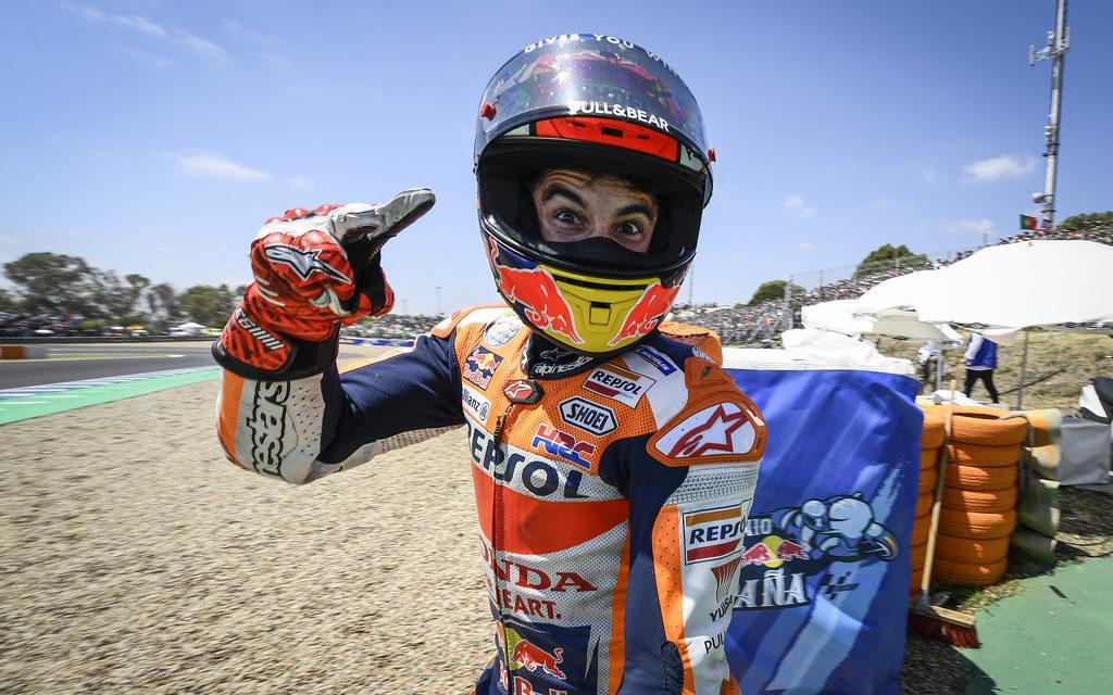 MotoGP: Marquez wins, Rins gains and Quartararo heartbroken in Jerez
