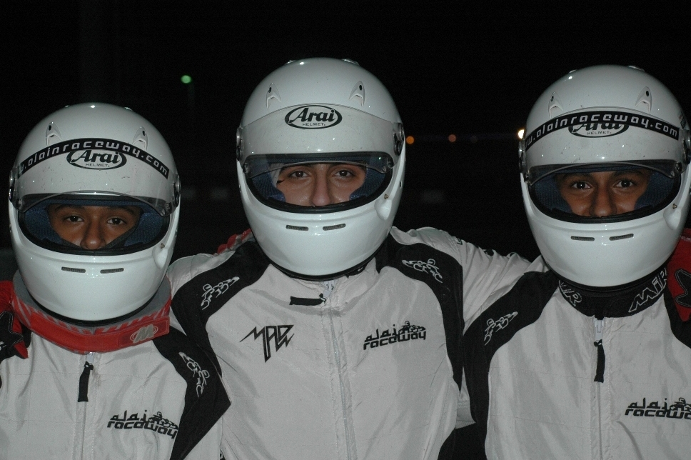 UAE Karting: Al Ain Superprix awards Al Dhaheri and Al Rawahi brothers