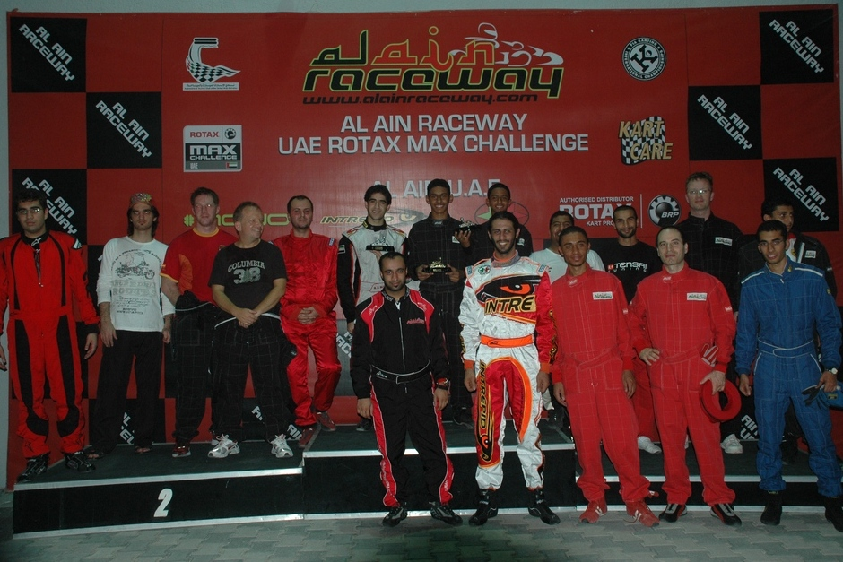 Al Ain Superprix karting: Omani karting team dominates as Sanad continues with a brace of wins