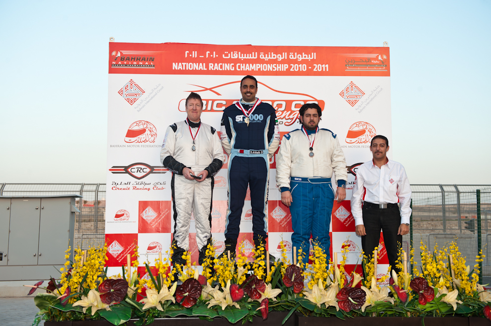 Batelco 2000: Shaikh Hamad doubles yet again in BIC 2000 challenge