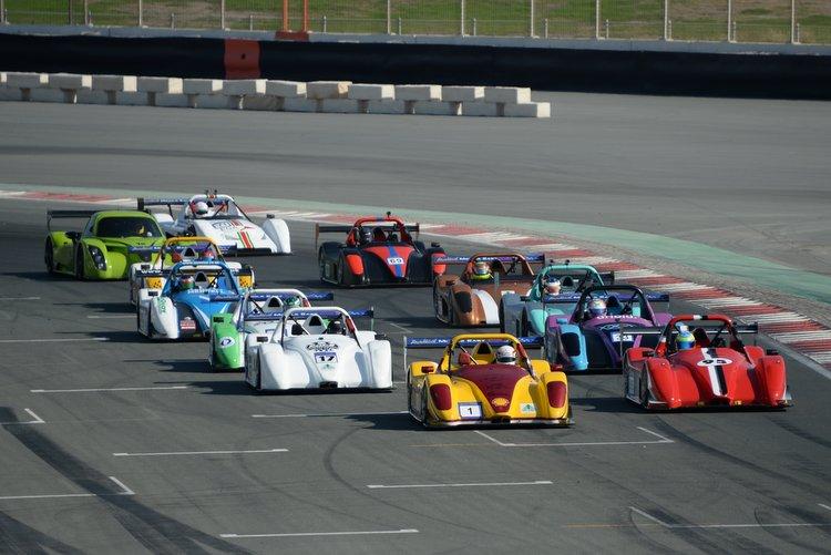 Dubai: Reigning Champion Qatari Amro Al Hamad maintains lead in Radical Cup with double podium at Dubai Autodrome