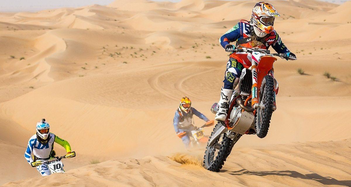 Dubai: Al Maqoodi, Powell, Al Shamsi and Brodalka victorious in round three of Emirates Desert Championship