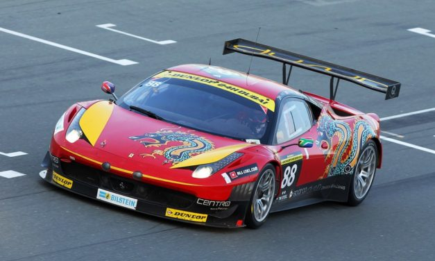 24hr: Kuwaiti ace Khaled Al Mudhaf confirms Dubai 24hr entry with Dragon Racing Ferrari 458 GT3