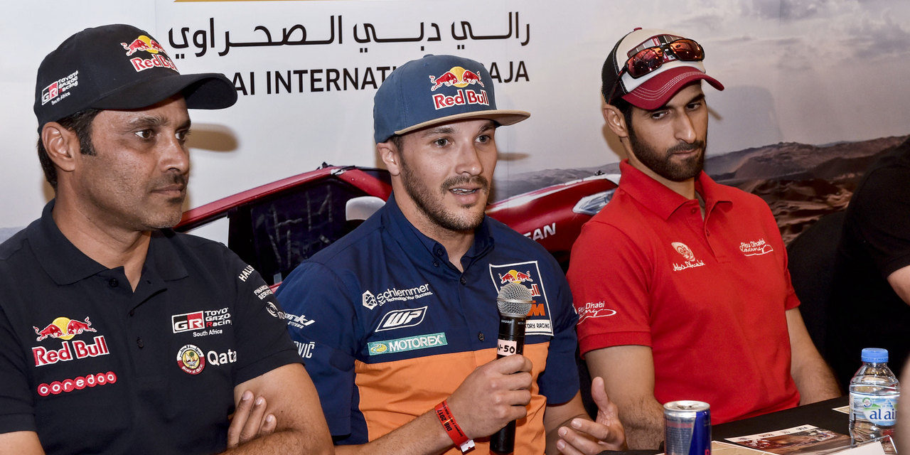 Dubai: Stage is set for classic desert battle in Dubai International Baja