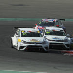 TCR: Luca Engstler and Florian Thoma share race victories in TCR Middle East International Series at the Dubai Autodrome