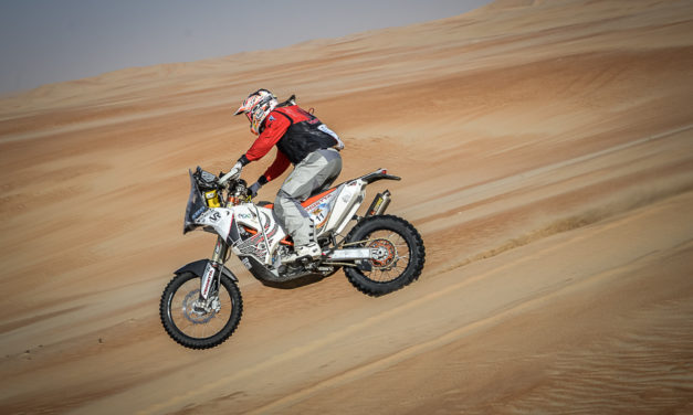 UAE: Scene set for dramatic Bikes finale as Al Attiyah still leads Cars at Abu Dhabi Desert Challenge