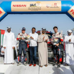 Dubai: Victory for Przygonski and Balooshi in Dubai International Baja