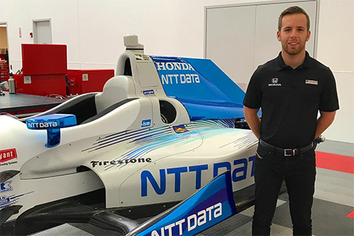 IndyCar: Chip Ganassi Racing Signs Ed Jones for its 2018 Verizon IndyCar Series Program