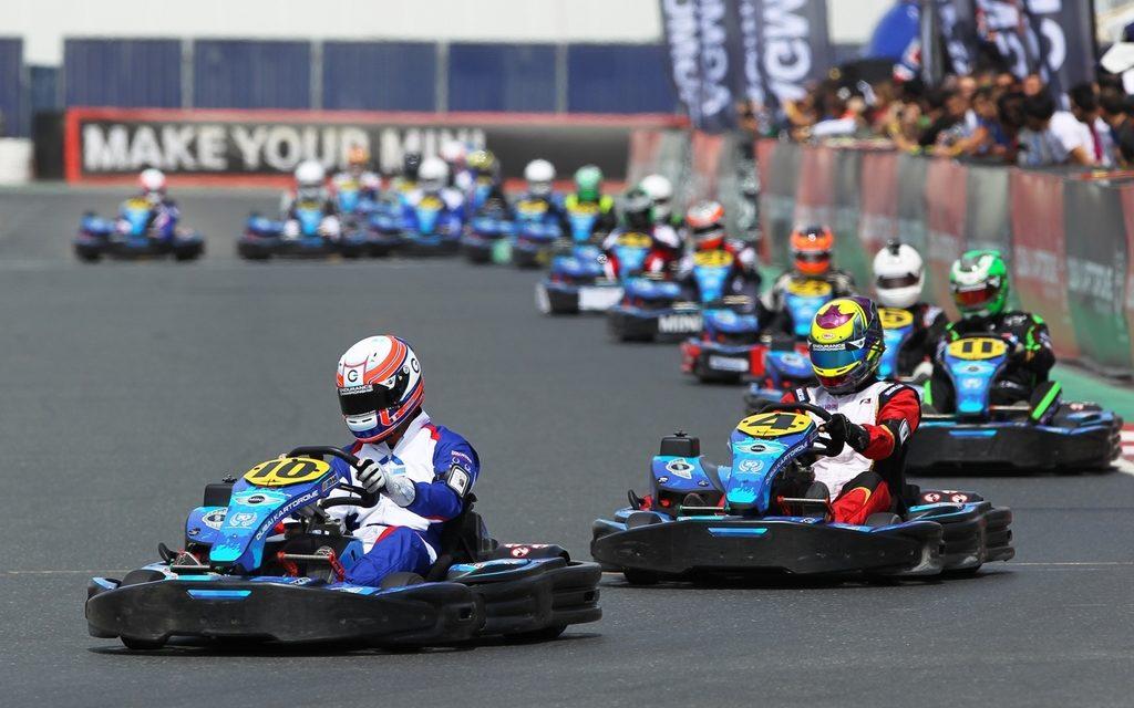 Dubai: Karting Endurance Championship Driven by MINI resumes after summer break