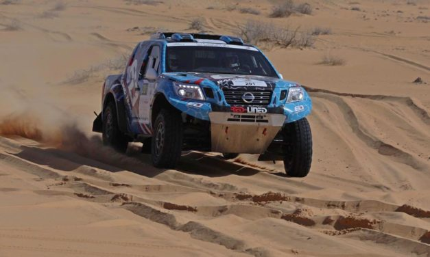 Saudi: Al Dossari, Al Khulaifi and Al Balooshi take top spots in Ha'il Rally