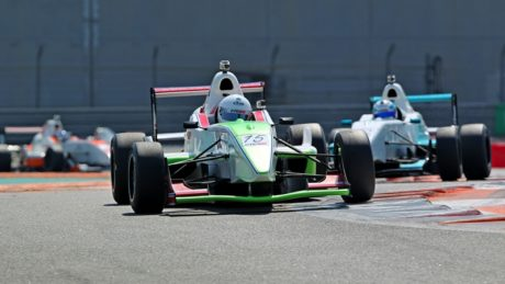 Formula Gulf at Yas Marina circuit