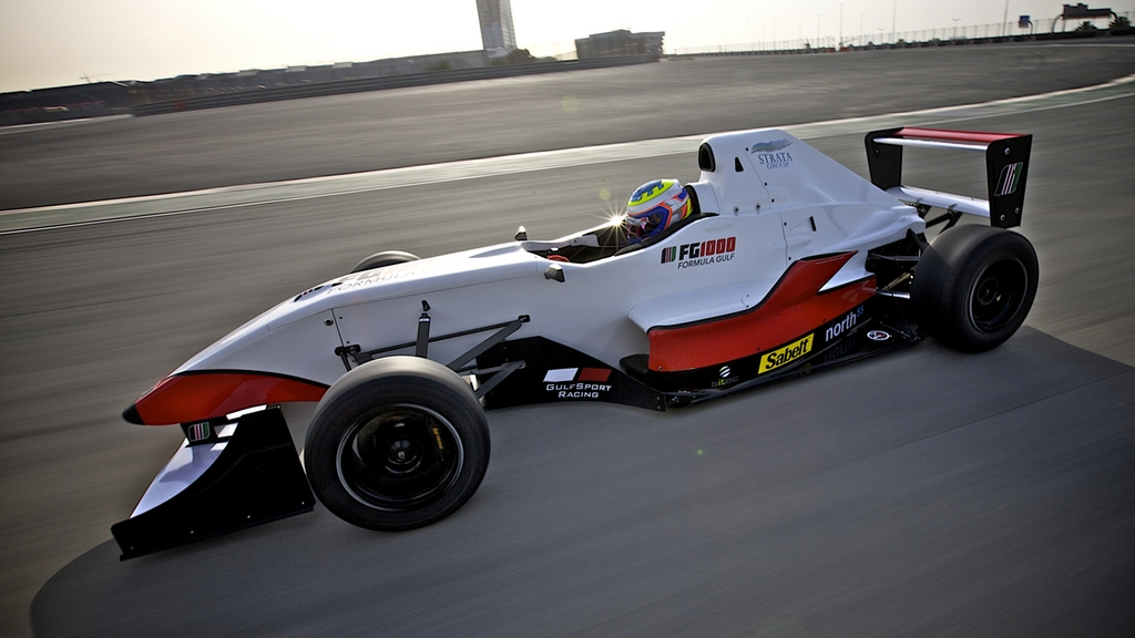 Formula Gulf: UAEs first single seater racing series announces its International driver lineup