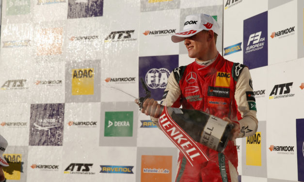 F3: Mick Schumacher is the FIA Formula 3 European Champion in Hockenheim