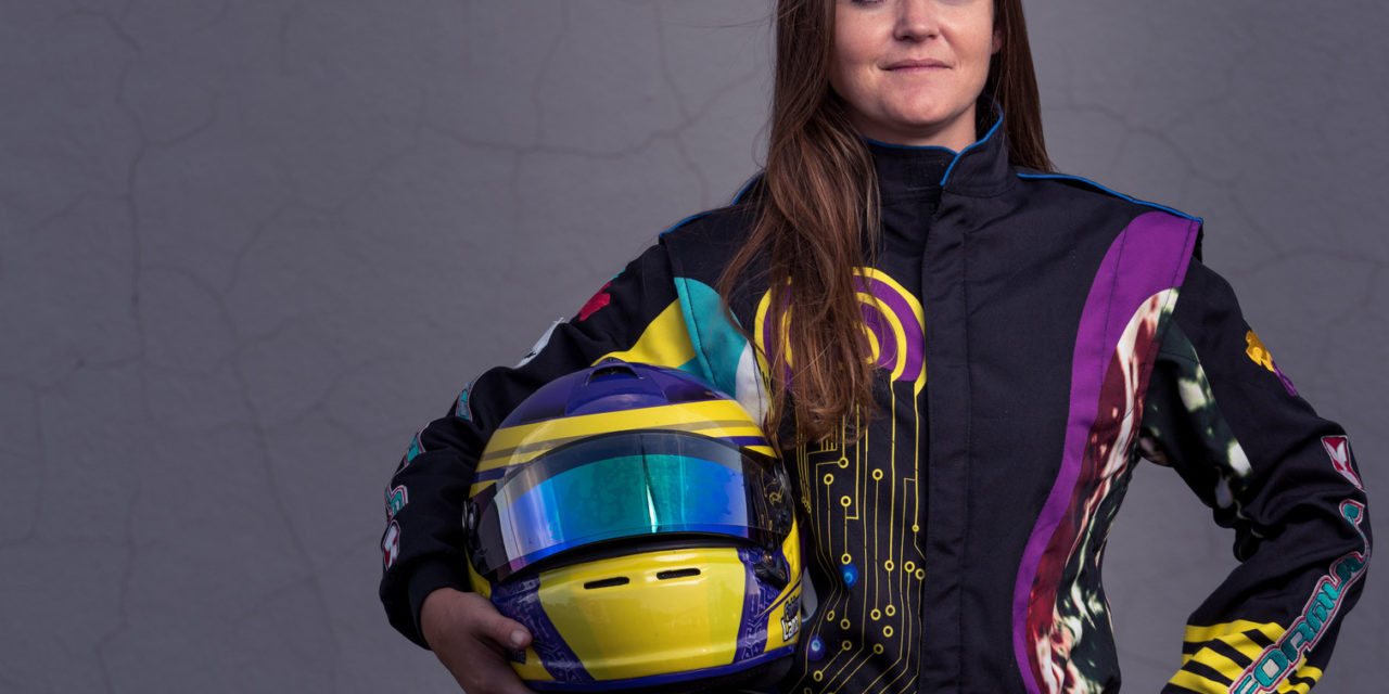 WSeries: Fabienne Lanz selected to battle for grid spot in new #WSeries in 2019
