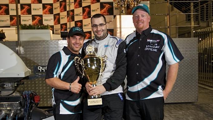 Drag: Yas Marina Circuit crowns Pro Drag Racing Champions
