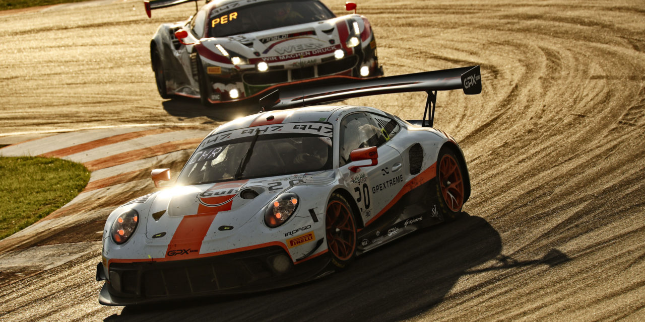 GT: Dubai team GPX Racing dominates and accomplishes its mission at Kyalami 9H