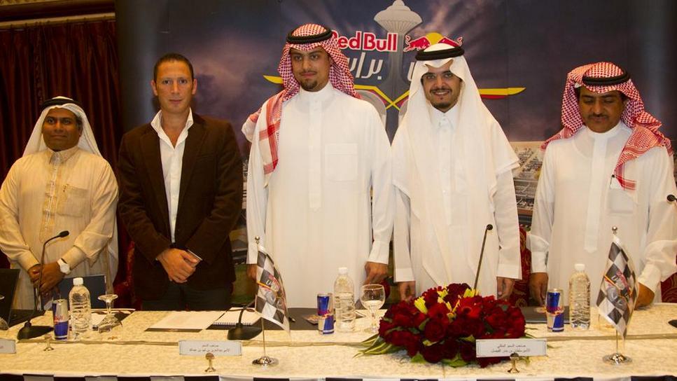 KSA: Red Bull selects sixteen Arab Champions from ten