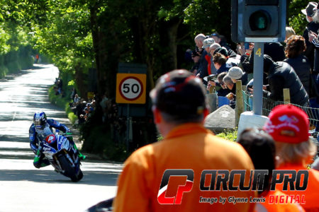 Hutchy makes it two wins after victory in the Superstock race