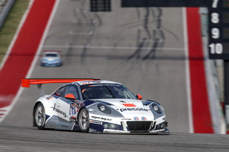 24H: Herberth Motorsport crowned champions at the 2017 Hankook 24H COTA USA