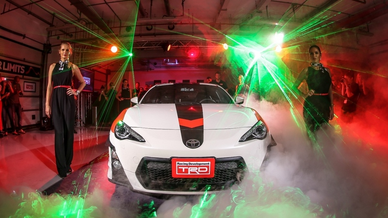 UAE: Al-Futtaim Motors launches Toyota Racing Development and 86 Cup in UAE