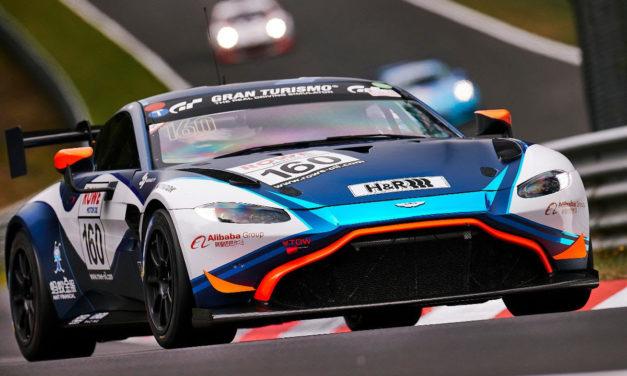 N24: New Aston Martin Vantage GT8R to make Nurburgring 24 Hr debut this weekend