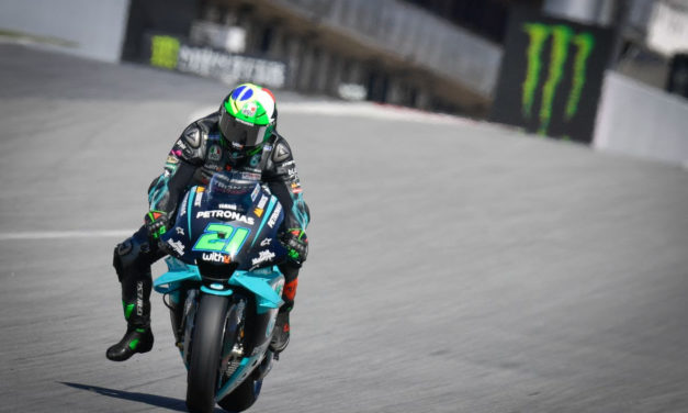 MotoGP: Morbidelli strikes back to lead Zarco and Binder on Day 1 in Barcelona