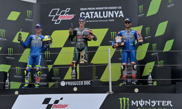MotoGP: Quartararo comes out on top as Catalonia rocks the Championship