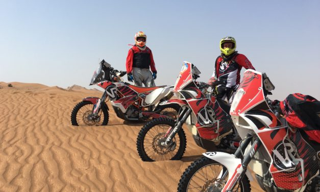 Dakar: Dubai based Vendetta Racing fields six-strong team for inaugural Saudi Arabia Dakar Rally