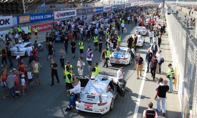 Dubai: The race is on: the 2017 season starts with Hankook 3x3H DUBAI and Hankook 24H DUBAI