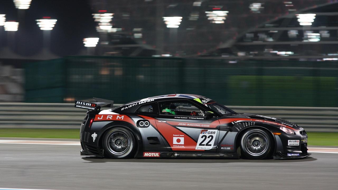 JR Motorsport Nissan GT-R of