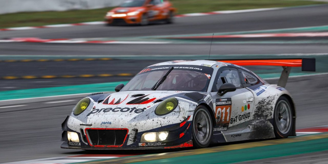 24H: Herberth Motorsport fights back to win again in Barcelona 24H