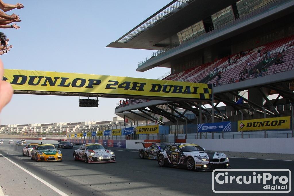 Gallery: Dunlop 24hrs Series Jan 14-15th 2011, Dubai Autodrome