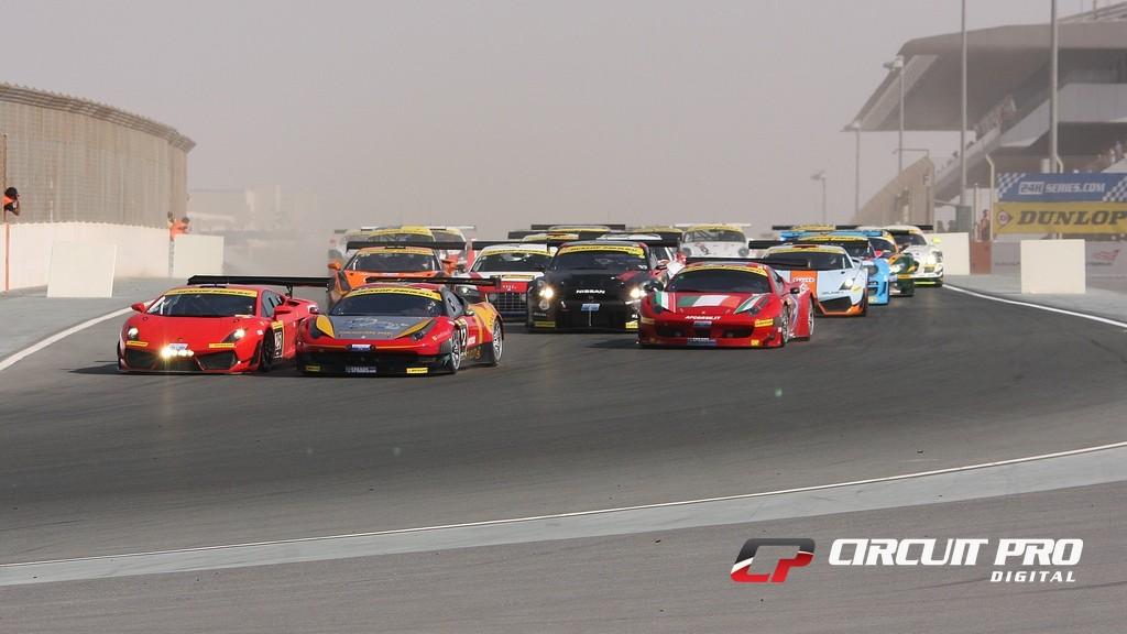 Dubai 24hr: Teams ready for the eighth edition of the Dubai 24hr with strong 85 car grid