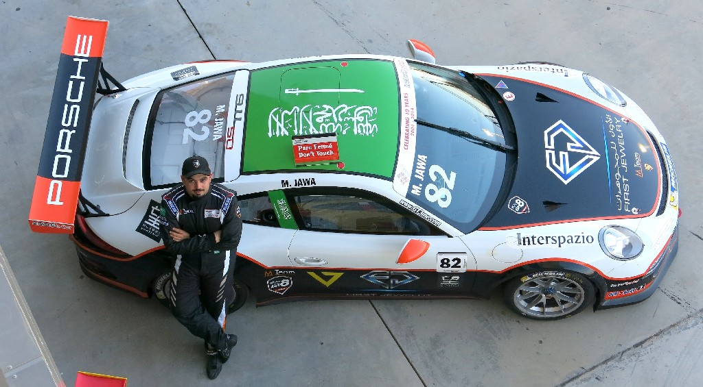 GCC News: Saudi M-Team driver Mohammed Jawa to contest upcoming Porsche GT3 Cup Middle East
