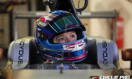 F4 UAE: Logan Hannah makes her debut in F4 test at Yas Marina Circuit