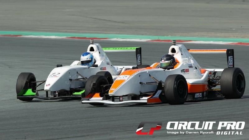 UAE: Double wins for Bintouq in Formula Gulf at Dubai Autodrome