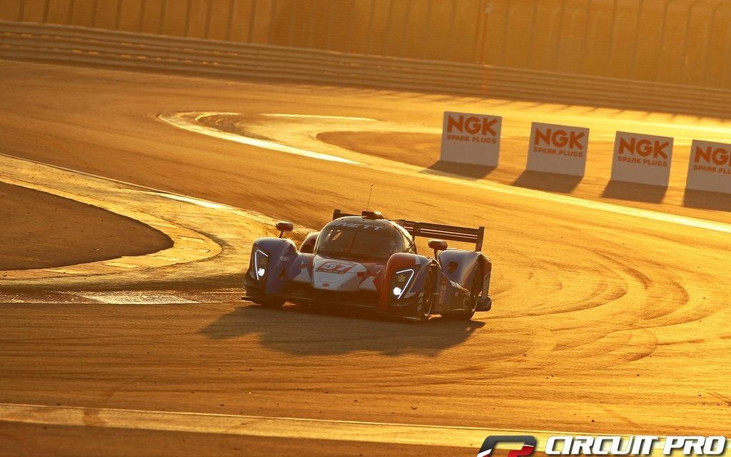 Dubai: Kuwait driver Khaled Al Mudhaf celebrates podium result in Prototype 3×3 Endurance race