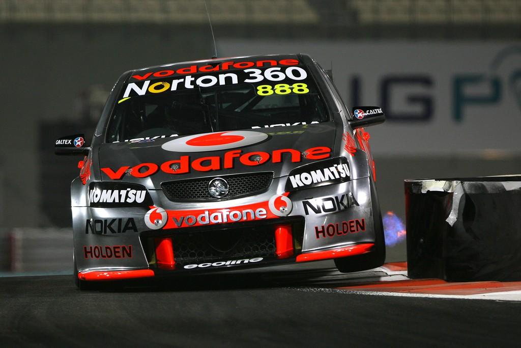 Bahrain: Desert 400 out of 2011 Australian V8 Supercar Calendar