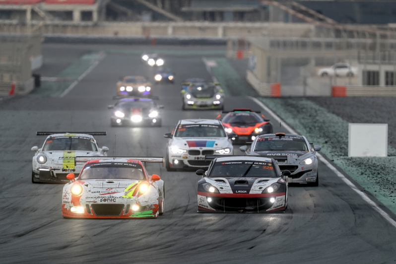 Dubai: Two weekends of action at Dubai Autodrome as Creventic Series gets underway