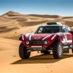 Dakar: X-raid launches 2WD MINI John Cooper Works Buggy for 2018 Dakar