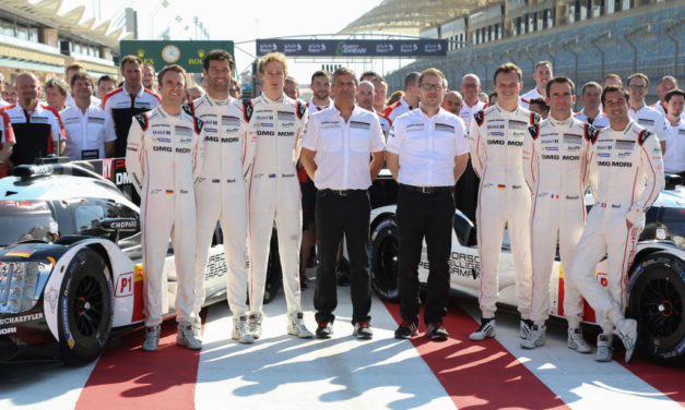 Bahrain: BIC set for spectacular weekend with the WEC drivers' title showdown at the Bahrain Motorsport Festival
