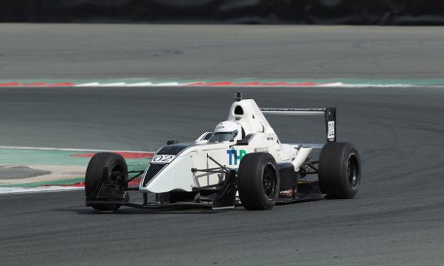Dubai: UK's James Scott-Murphy does the double in Formula Gulf Academy at Dubai Autodrome