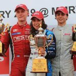 MRF: Jamie Chadwick creates history in MRF Challenge and becomes first female driver to win Championship