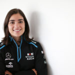 F1: Jamie Chadwick joins Williams F1 Racing Driver Academy #JamieChadwick55